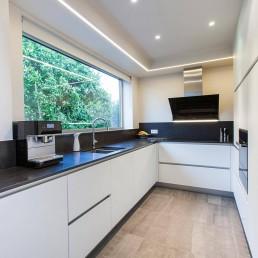 Foto van moderne keuken